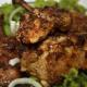 стейк из куриного филе