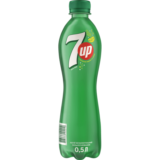 7UP 0,5л