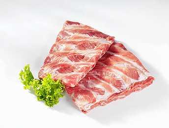 маринованные свиные ребра